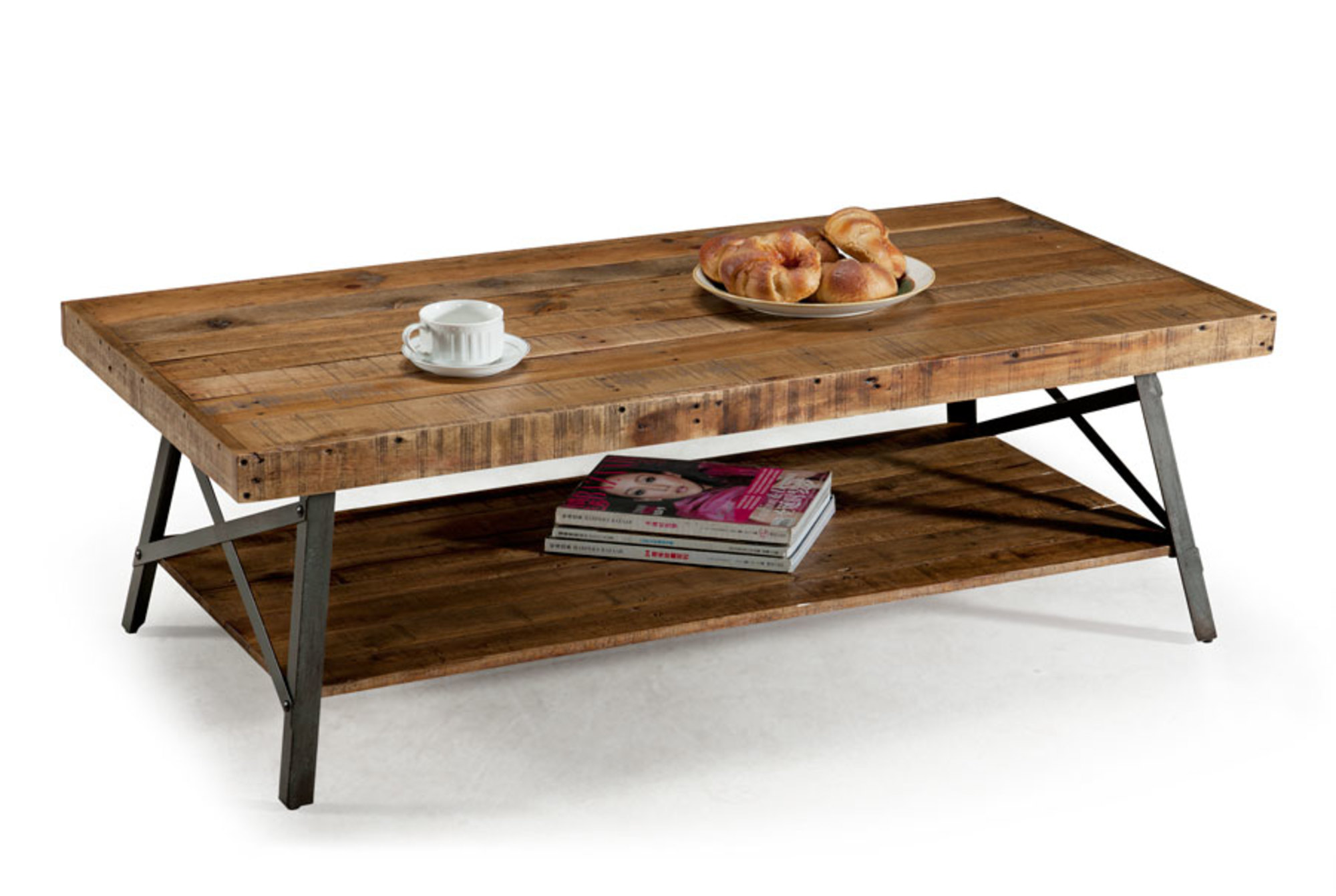 Emerald Home Chandler Cocktail Table Natural T100 0