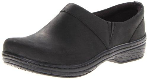 Klogs Mission Leather Clog Many Colors Black Oiled Women's by Klogs