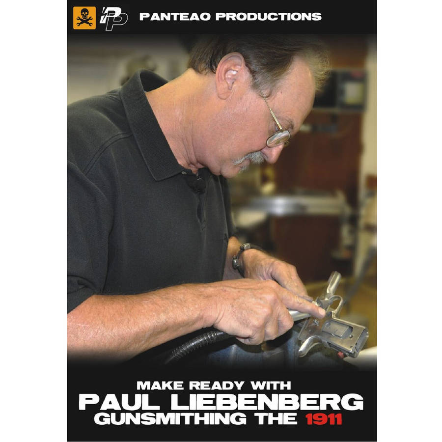 Panteao Make Ready with Paul Liebenberg: Gunsmithing 1911 Video