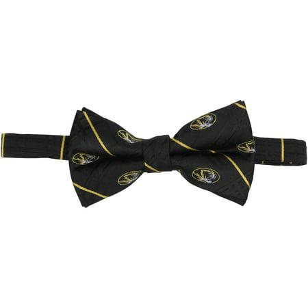 Missouri Tigers Oxford Bow Tie - Black - No Size