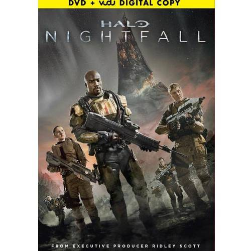Halo: Nightfall (DVD + VUDU Digital Copy) (Walmart Exclusive) (With INSTAWATCH) (Widescreen)