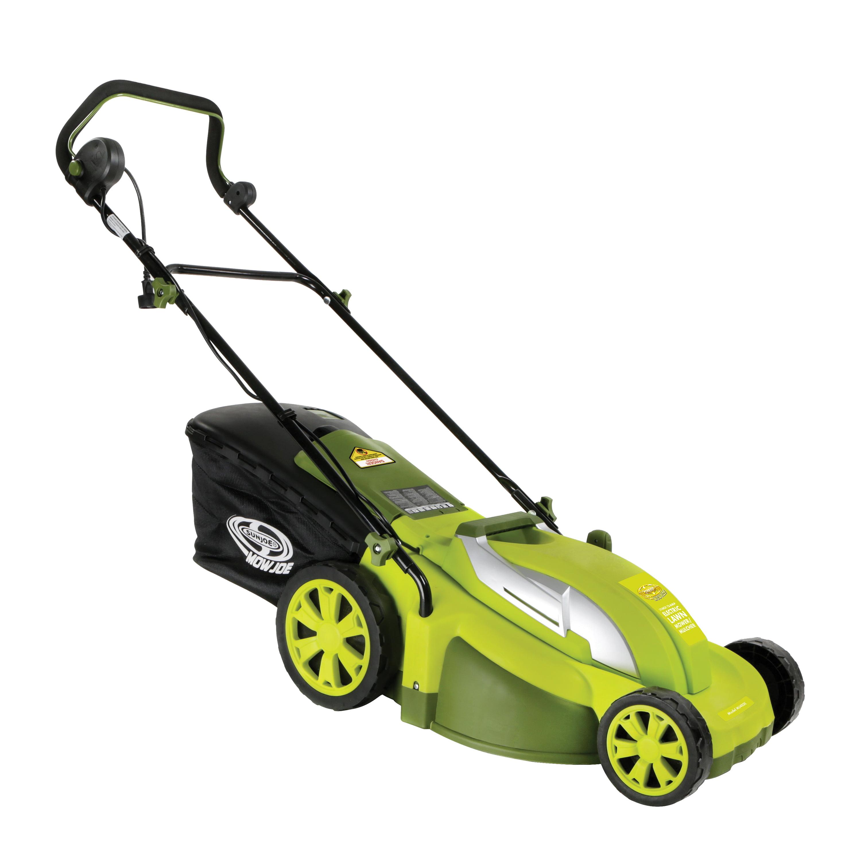 Sun Joe MJ403E Electric Lawn Mower + Mulcher | 17 inch | 13 Amp | 7-position by Snow Joe LLC