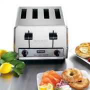 Waring WCT805B Heavy Duty 4 Slice Toaster 208V