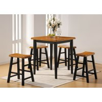 Acme Gaucho 5-Piece Counter-Height Dining Set, Multiple Colors