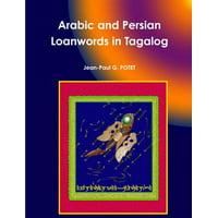 Arabic and Persian Loanwords in Tagalog