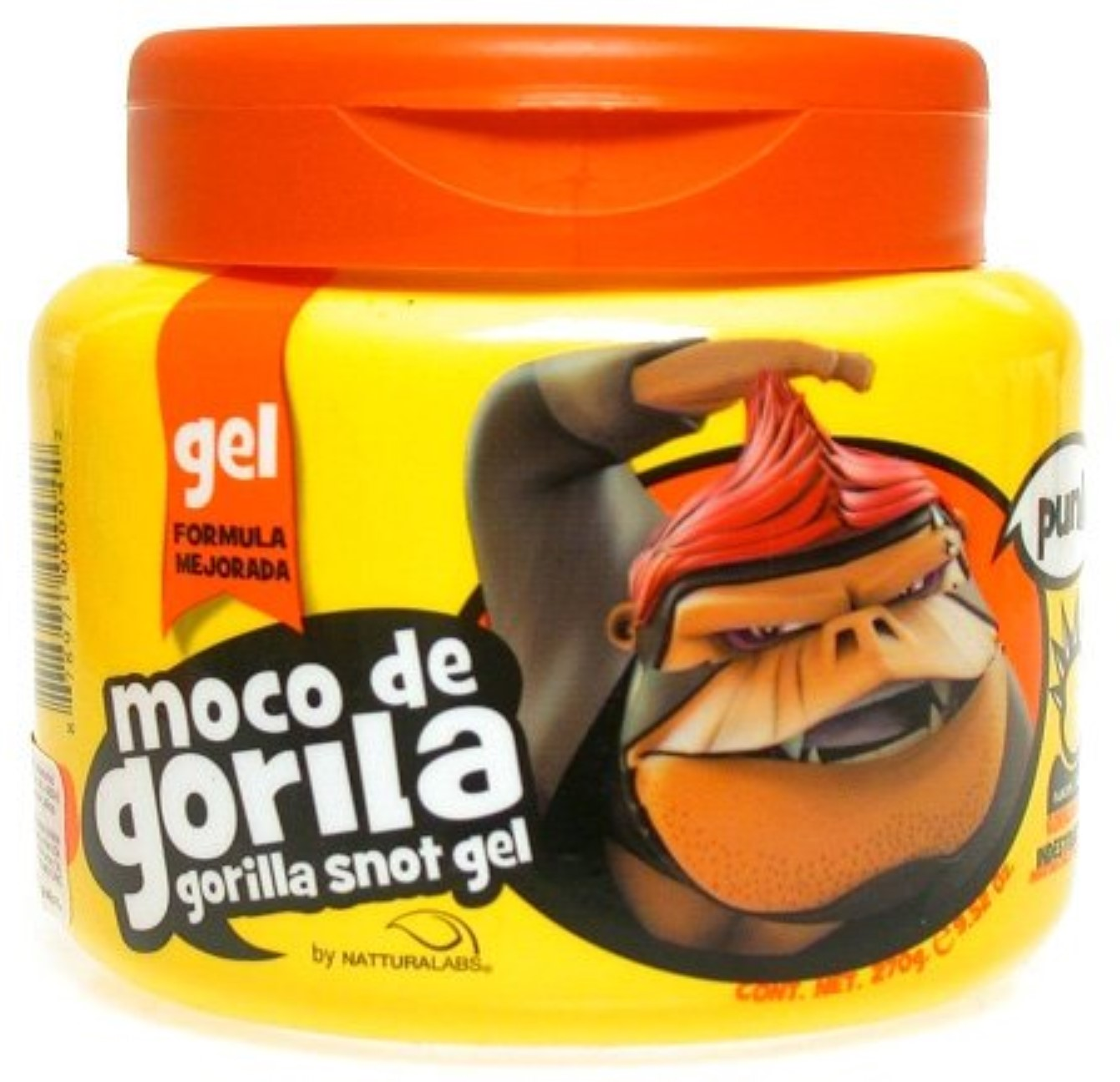 MOCO DE GORILA Punk Style Hair Gel, 9.52 oz (Pack of 2)