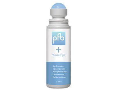 PFB Vanish + Chromabright , 93 grams Smoothing Night Cream Wild Rose - 1 Fl Oz