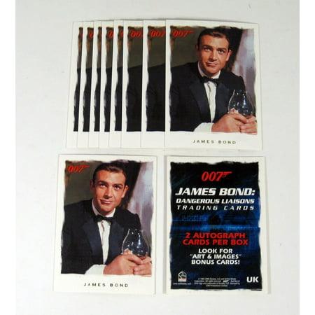 Lot of (10) 2006 Rittenhouse James Bond Dangerous Liaisons Promo Card (UK) (Warehouse Uk Promo Code)
