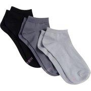 Hanes Ladies ComfortSoft Liner Socks 3 Pack