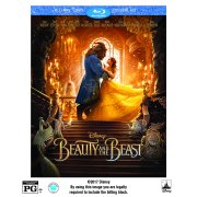 Beauty And The Beast (Live Action) (Blu-ray + DVD + Digital HD) by Walt Disney Studios Home Entertainment