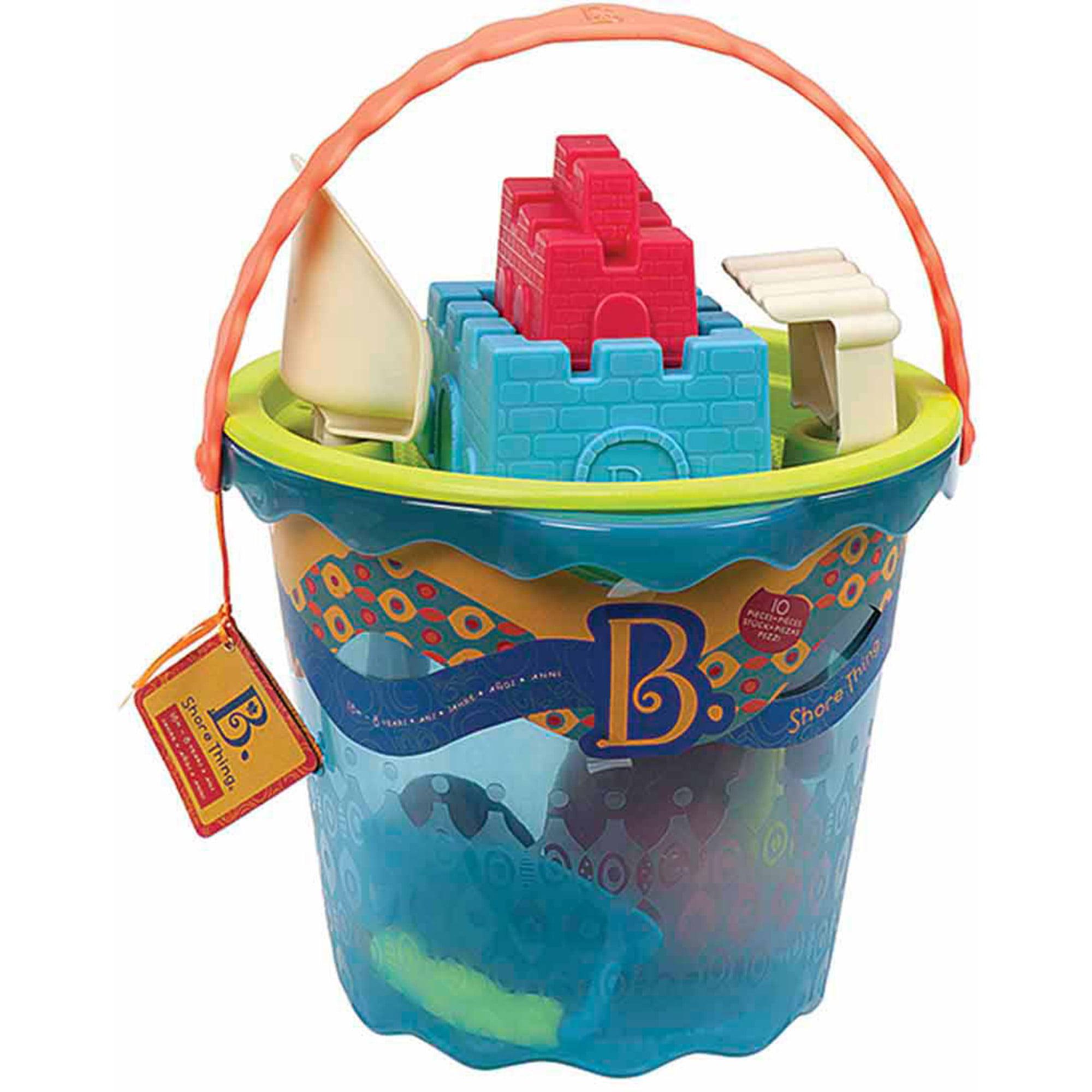 Battat B. Shore Thing Beach Bucket Set