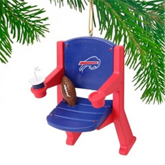Buffalo Bills Stadium Chair Ornament