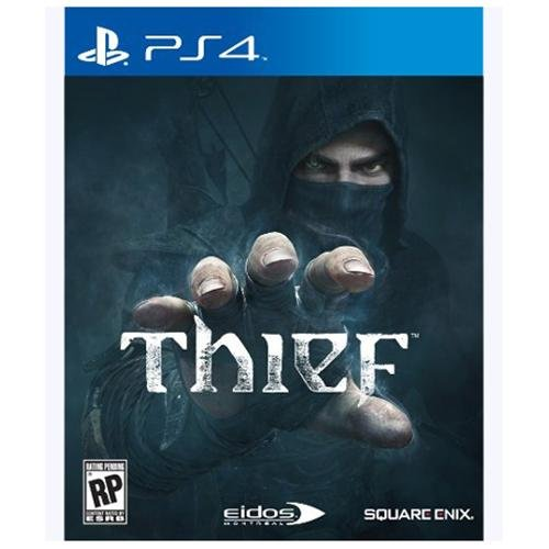 Square Enix Thief - Action/adventure Game - Playstation 4 (91338_2_1)