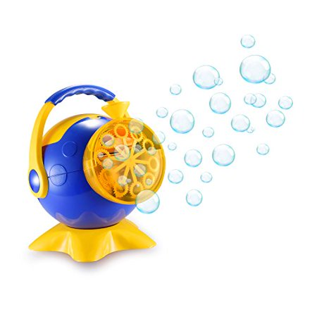 Bubble Machine for Kids Automatic Bubble Blower Durable Bubble Maker Over 500 Colorful Bubbles per Minute with 4 AA Battery Operated(Not include) …](Bubble Machine For Kids)