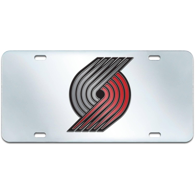 NBA Portland Trail Blazers License Plate