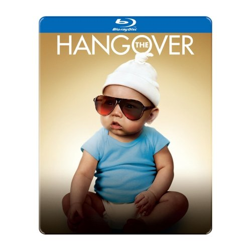 The Hangover (Blu-ray) (Steelbook Packaging) (Widescreen)