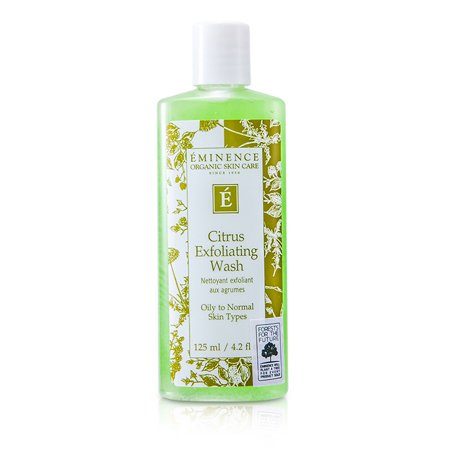 Citrus Exfoliating Wash (oily To Normal Skin) --125ml/4oz