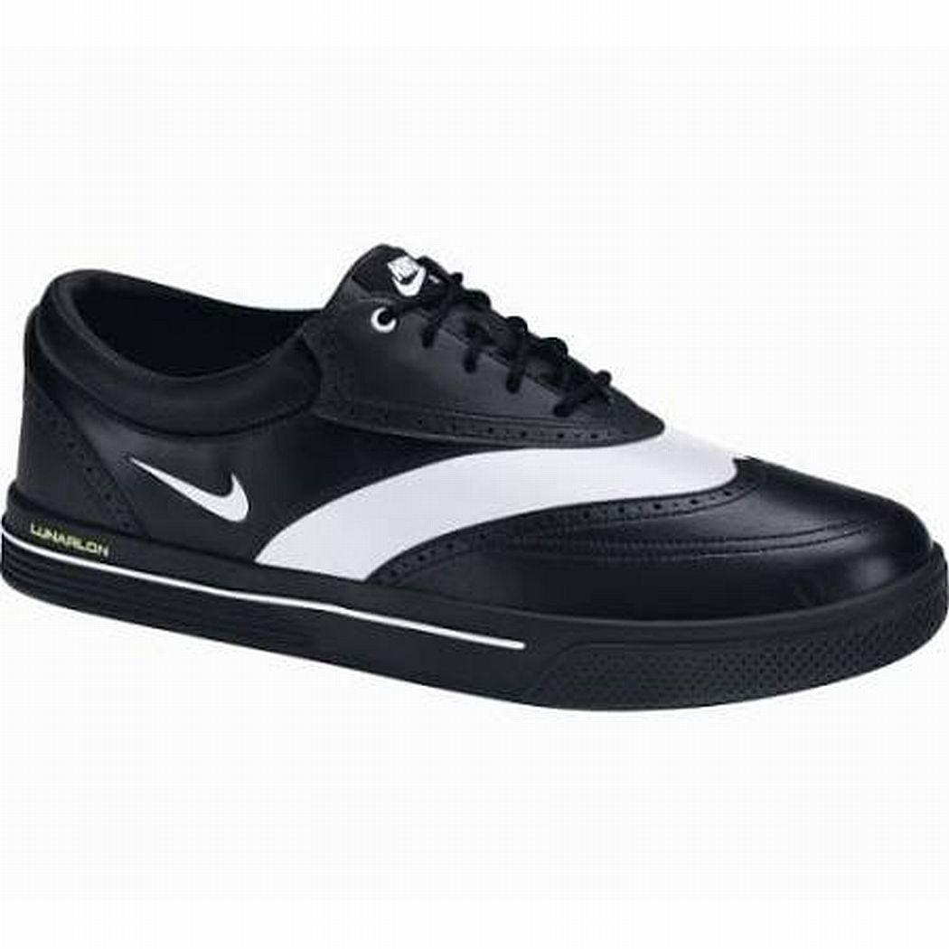 Nike Lunar Swingtip Leather Golf Shoes Mens NEW