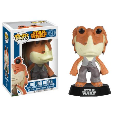 Funko POP Star Wars: Jar Jar Binks Bobble Figure