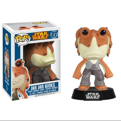 Funko POP! Star Wars Jar Jar Binks Vinyl Bobble Head