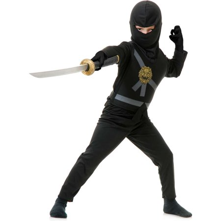 Black Ninja Avenger Toddler Costume](Black Ninja Costume)