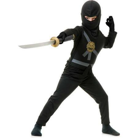Black Ninja Avenger Toddler Costume