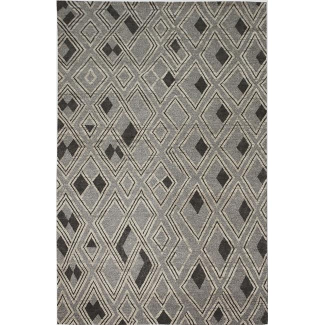 Due Process Stable Trading African Montol Area Rug, 9 x 12 ft.