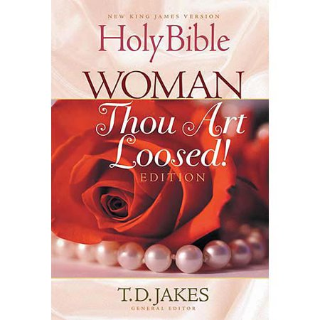Holy Bible: New King James Version, Woman Thou Art Loosed by