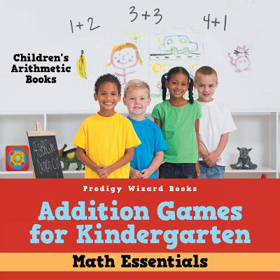 Addition Games for Kindergarten Math Essentials - Children's Arithmetic Books - Kindergarten Halloween Computer Games