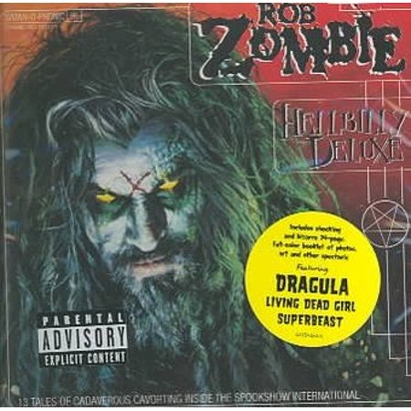 Hellbilly Deluxe (CD) (explicit)