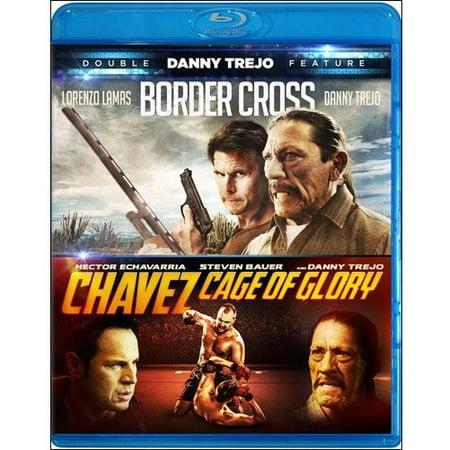 Danny Trejo Double Feature (Blu-ray) - Danny Trejo Halloween