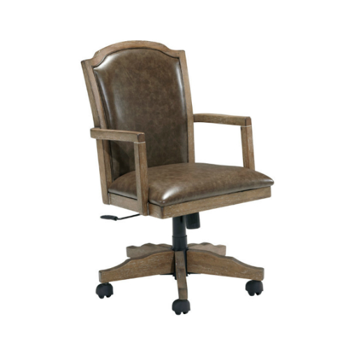 Ashley Tanshire Home fice Swivel Desk Chair Grayish