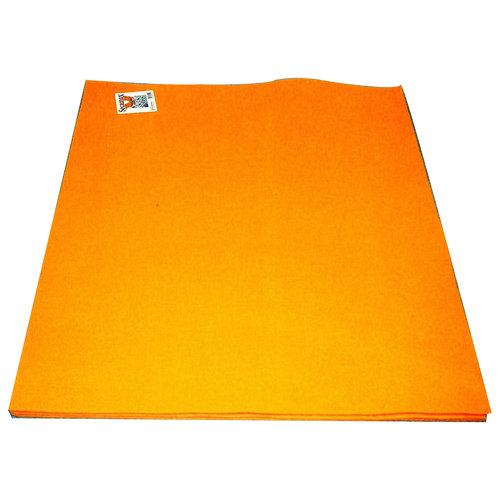 Healthtex Distributors - Secamax Multipurpose Shammy Cleaning Cloth, Orange Size 27.5 x 20