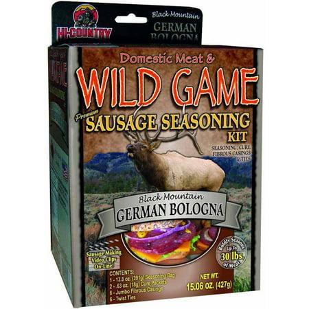 Image of Hi-Country Dinner Sausage Seasoning Kit, Summer Sausage