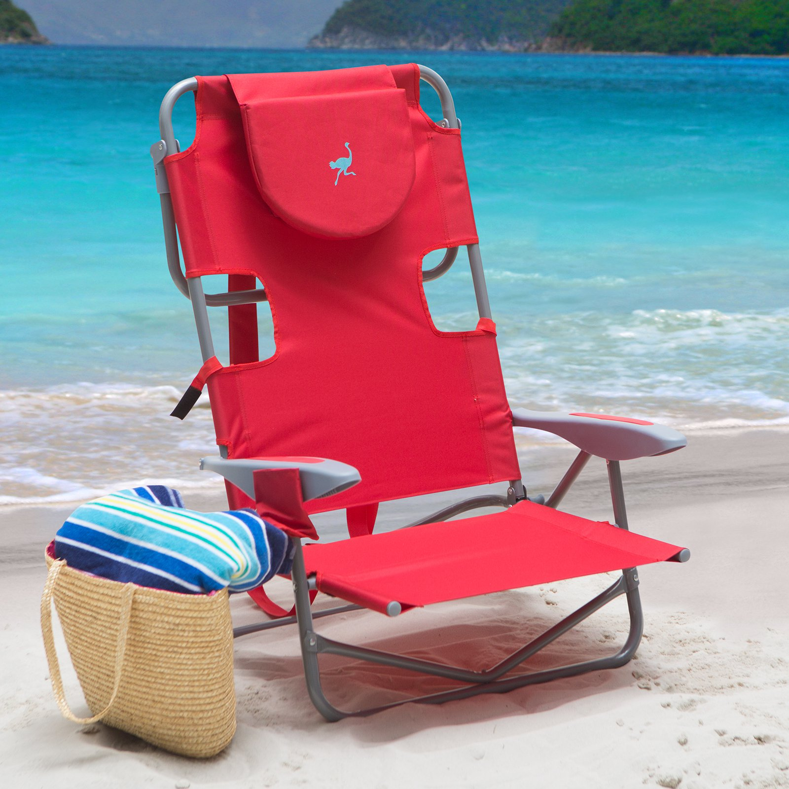Beach chair back - Beach Chair Back 23