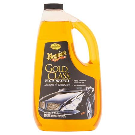 Meguiar's® G7148 Gold Class™ Car Wash Shampoo & Conditioner - 48