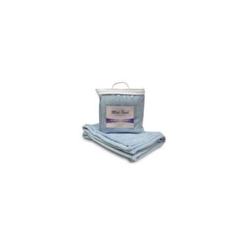 Mink Touch Baby Blanket Mink Touch Baby Blanket - Baby Blue