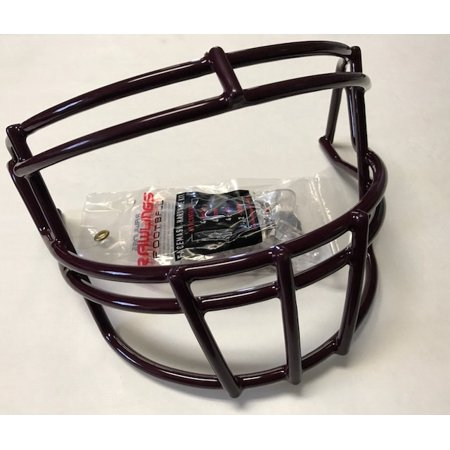 6ad06a2db95d Rawlings Momentum Plus Force Youth football face mask with hardware -  Walmart.com