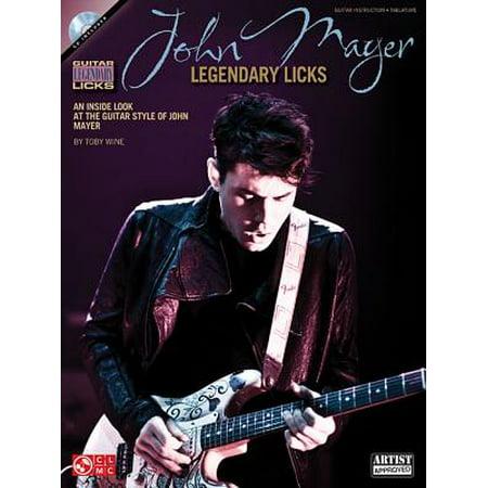 - John Mayer Legendary Licks