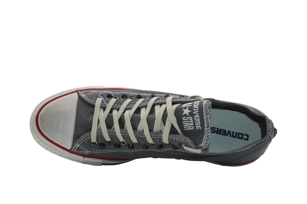 Converse Mens CT OX Low Top Fashion  Sneakers