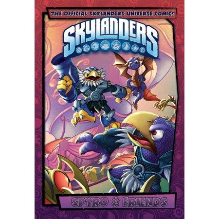 Skylanders: Spyro & Friends: Biting Back - Skylander Stickers