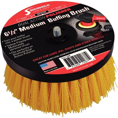 Shurhold Pro Polish (Shurhold Dual Action Polisher Scrub Brush )