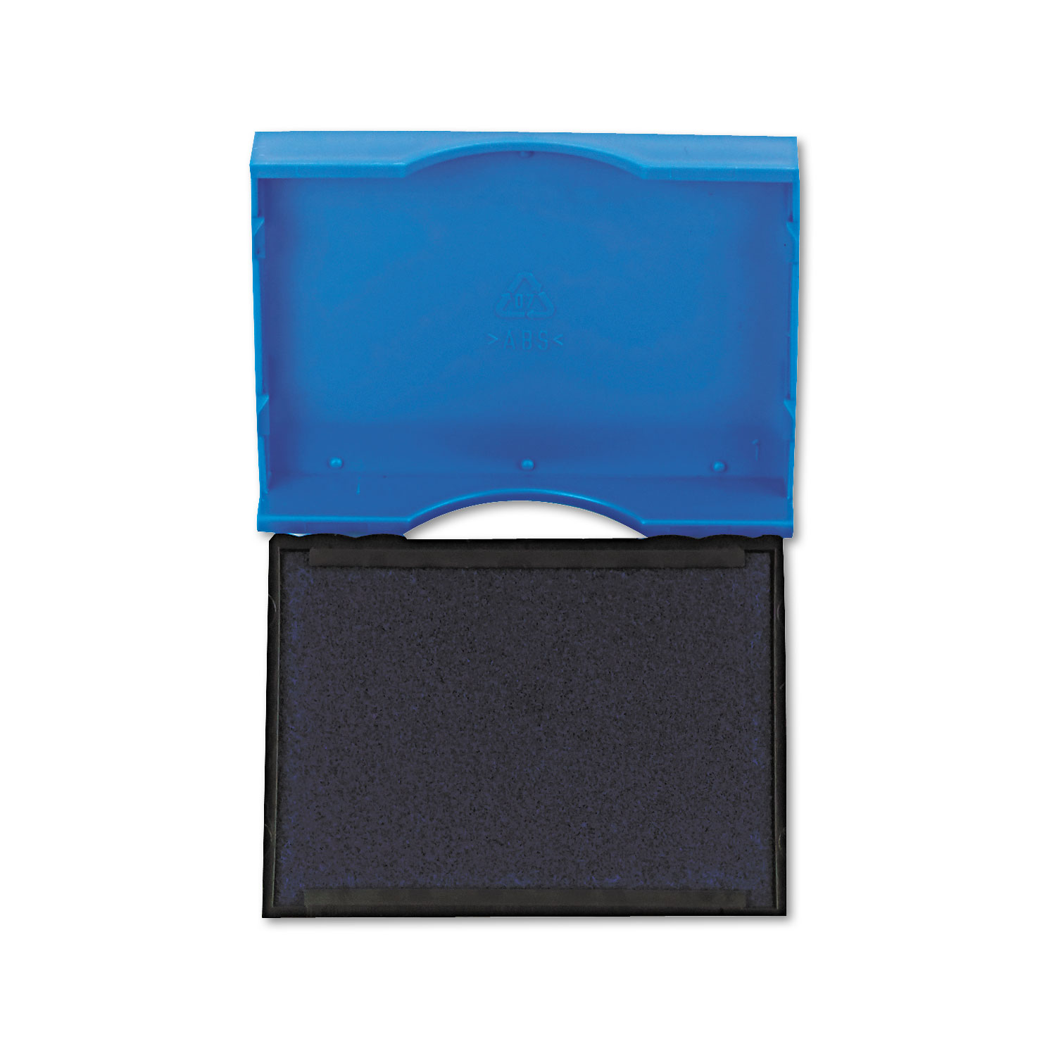 Trodat T4750 Stamp Replacement Pad, 1 x 1 5 8, Blue by U.S. STAMP & SIGN