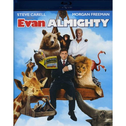 Evan Almighty (Blu-ray) (Widescreen)