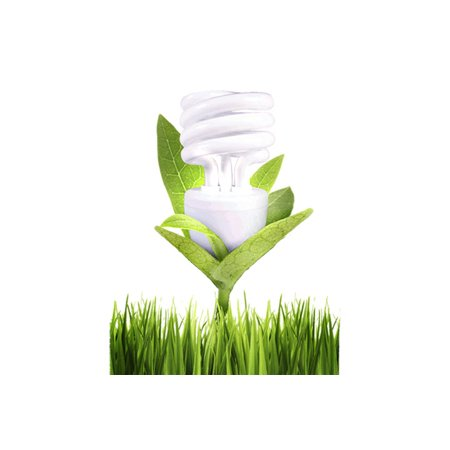 SANIBULB Air Sanitizer & Air Purifier CFL Bulb: 20W Warm White Replacement for 60W Incandescent Bulb (20w Cfl)