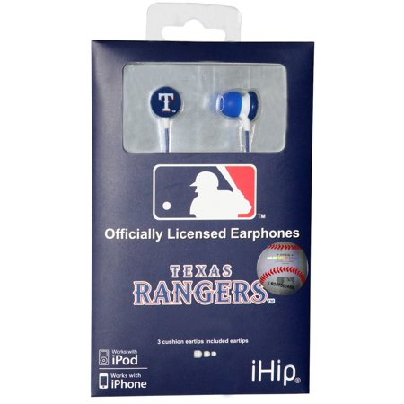 Texas Rangers Ear Buds - Texas Rangers Earbuds