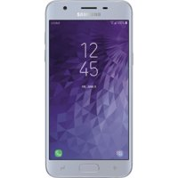 Cricket Wireless Samsung Galaxy Sol 3 16GB Prepaid Smartphone, Silver