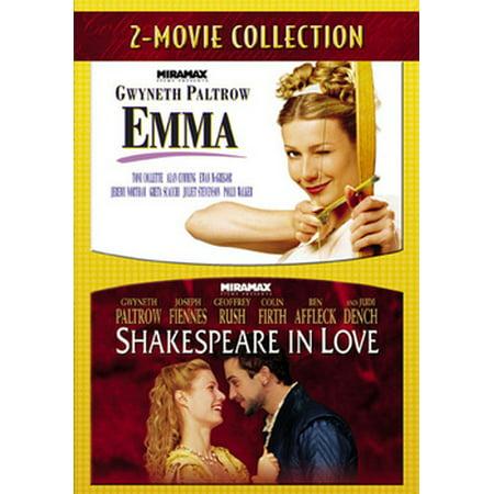 Emma / Shakespeare In Love (DVD)
