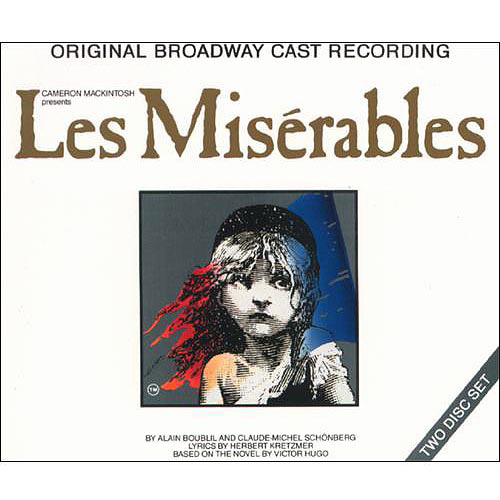 Les Miserables Soundtrack (2CD)