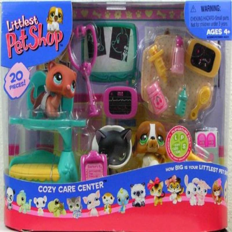 Hasbro Littlest Pet Shop: Cozy Care Center